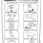 VeggieTales Printable Trading Places Activity Page