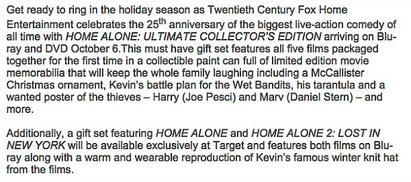 Home Alone Synopsis