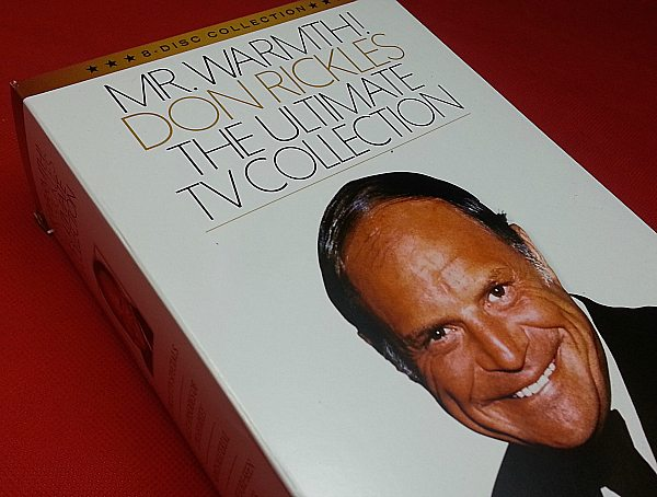 Mr. Warmth! Don Rickles DVD Box Set