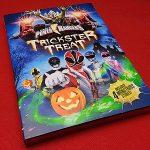 Power Rangers: Trickster Treat DVD