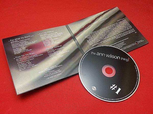 Ann Wilson CD