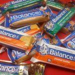Balance Bar Flavors for Fall