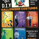 Disney Inside Out DIY Halloween Costumes – Joy, Fear, Anger, Disgust and Sadness