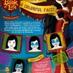 Easy Day of The Dead Face Painting Instructions