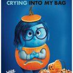 Disney Inside Out Sadness Free Printable Halloween Sign