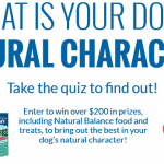 Natural Balance Sweepstakes – EXPIRED