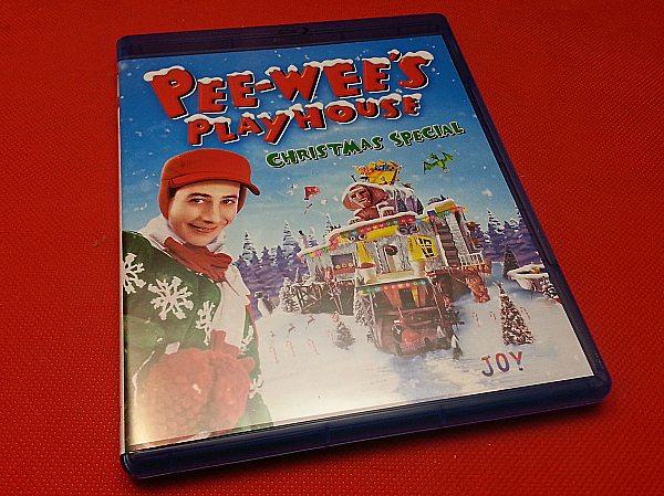 Pee-Wee's Playhouse Christmas Special Blu-ray