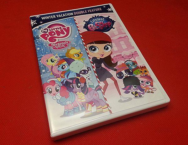 My Little Pony & Littlest Pet Shop Double Feature DVD