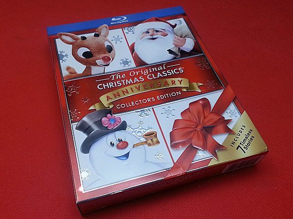 Original Christmas Classics Blu-ray Gift Set