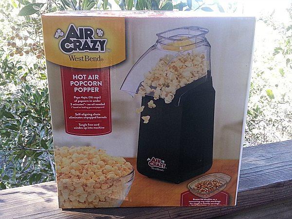 WestBend Hot Air Popcorn Popper
