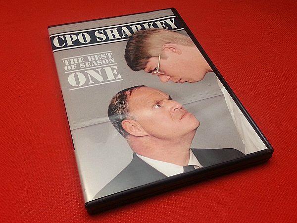 CPO Sharkey Best of Season 1 DVD