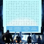 Fantastic 4 Word Search