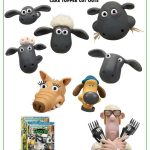Shaun the Sheep Printable Cake Topper Decorations