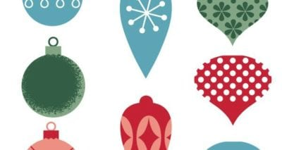 feature printable christmas ornament gift tags