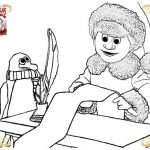 Santa Claus is Comin' to Town Printable Coloring Page