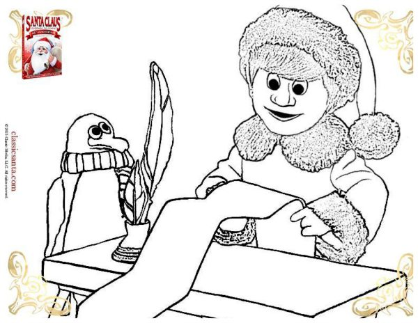 santa claus is coming to town coloring pages santa claus is comin 39 to town printable coloring page