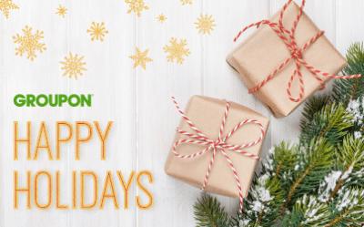 Holiday Savings with Groupon Coupons