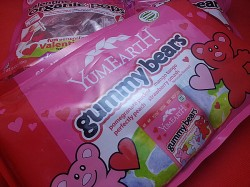 YumEarth Valentine's Day Candy