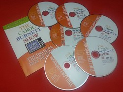 The Carol Burnett Show: Treasures from the Vault DVD Set