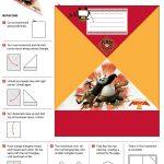 Kung Fu Panda Printable Bookmark Craft