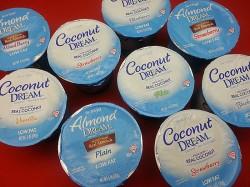 Coconut Dream and Almond Dream