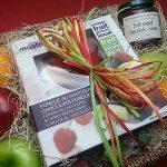 Gourmet Gift Baskets Dipping Delight Fruit & Chocolate Fondue Set
