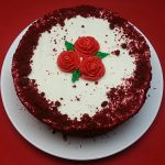 Gourmet Gift Baskets Red Velvet Cake