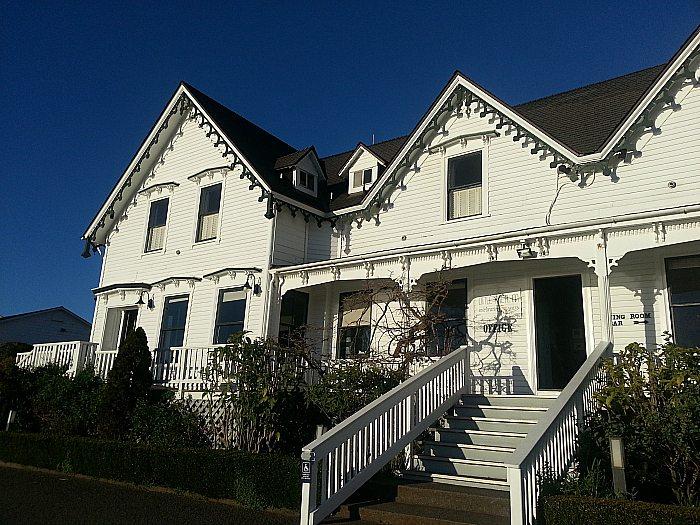 Little River Inn - Mendocino County, California