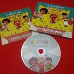 The Singing Lizard Children's CD
