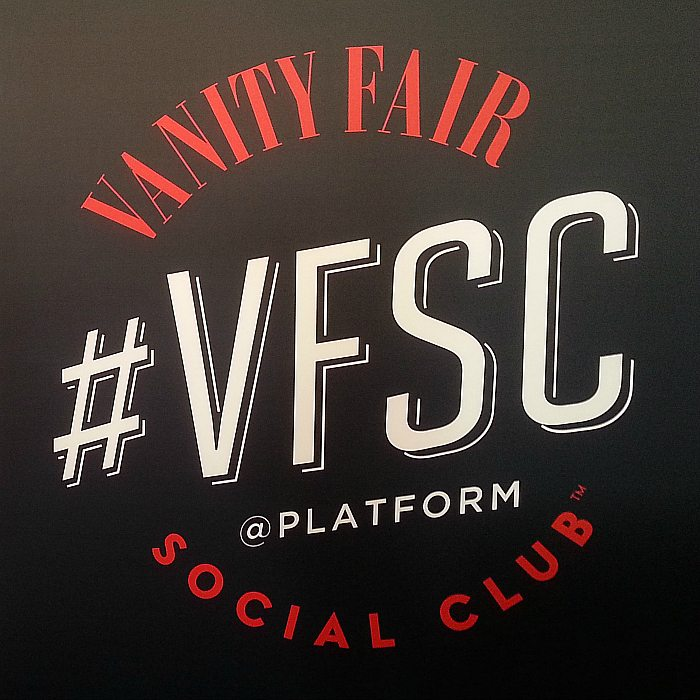 Vanity Fair Social Club 2016