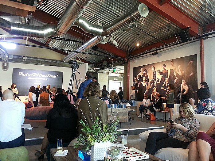 Vanity Fair Social Club 2016 at Platform LA