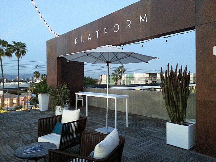 Platform LA