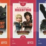 Free Printable Dragons Valentines Day Cards