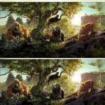 Disney Jungle Book Spot The Difference Activity Page