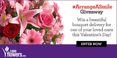 Fields of Europe Flower Arrangement Giveaway – EXPIRED