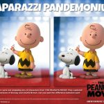 Peanuts Spot The Differences Activity Page