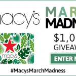Macy's $50 Gift Card Giveaway – EXPIRED