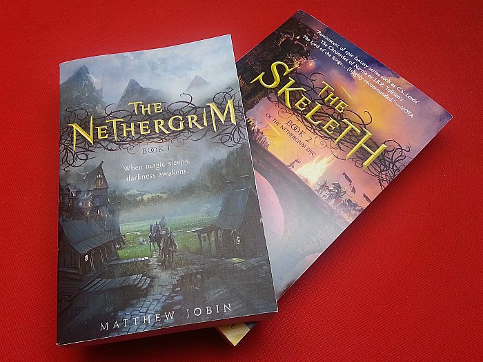 The Nethergrim Book Series