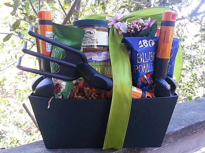 Gardening Gift Basket Ideas a rose is just a rose garden tote Gardening Gift Basket