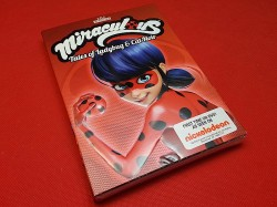 Miraculous: Tales of Ladybug & Cat Noir DVD