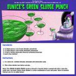 Hotel Transylvania Green Sludge Punch Recipe