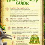 King Julien's Garden Planning Guide