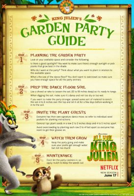 King julien printables archives mama likes this for Garden planning guide