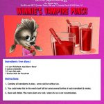 Hotel Transylvania Vampire Red Punch Recipe