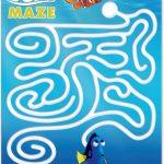 Disney Finding Dory Maze
