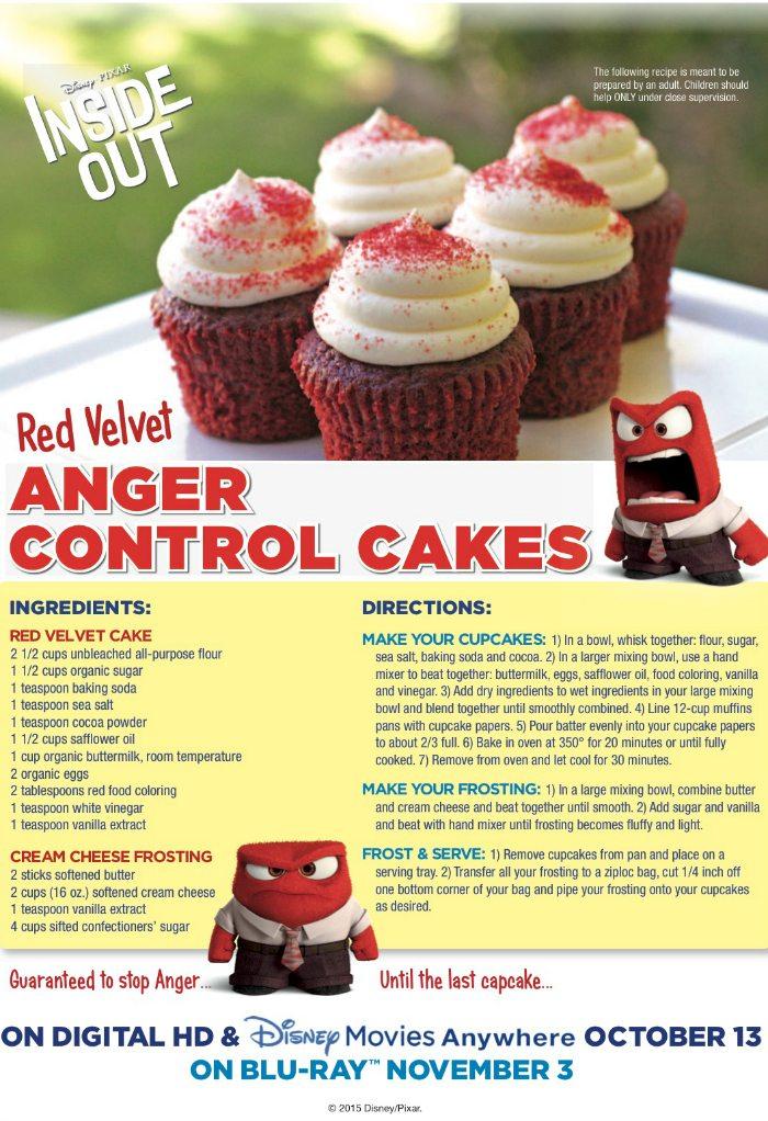 Disney Red Velvet Cake Recipe