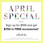 Stella & Dot Stylist Promotion