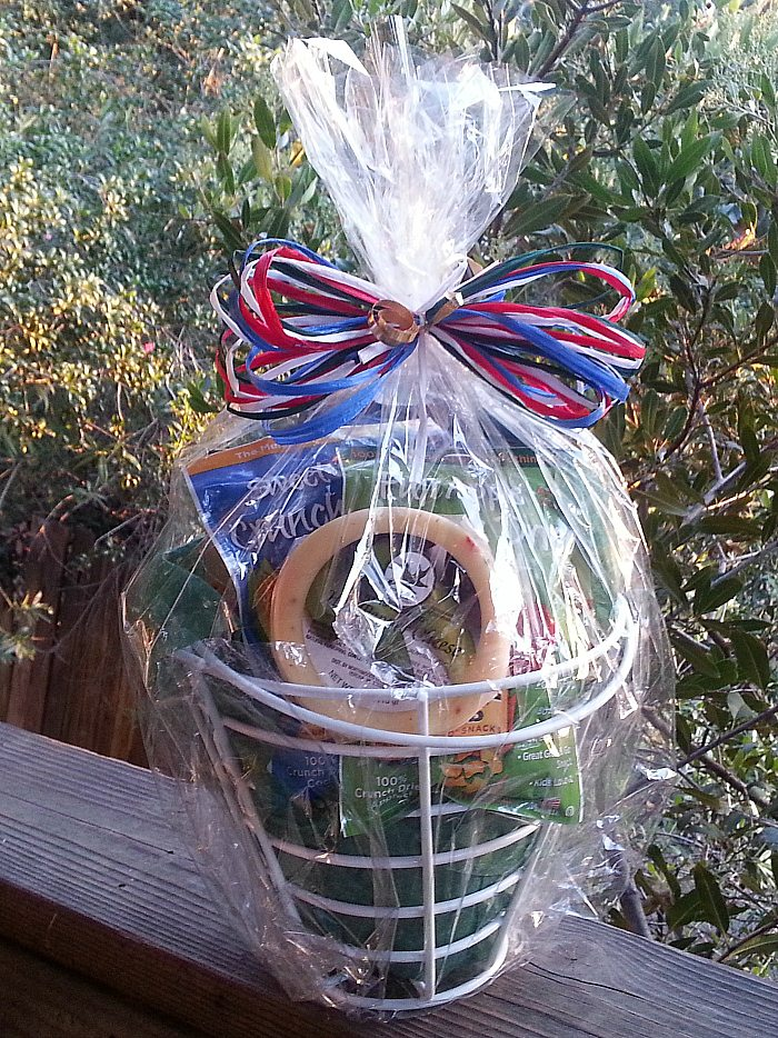 Hole In One Gourmet Gift Basket