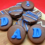 Belgian Chocolate Dipped Oreo Cookies