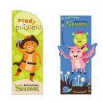 Free Shrek Bookmarks – Ready to Pounce!